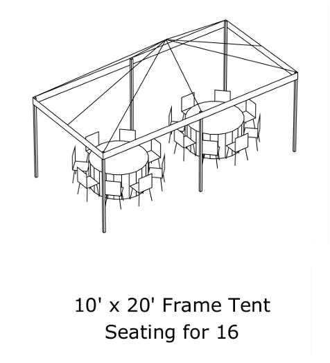 Enchanting 10x20 Frame Tent Pattern - Frames Ideas - ellisras.info