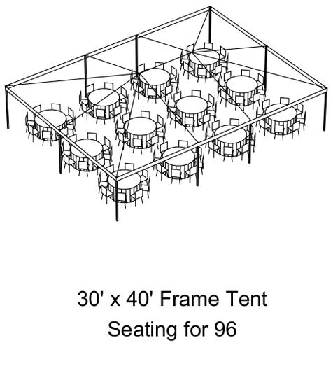 Visit Tips u0026 Tools for more tent information  sc 1 st  Elite Events and Rentals LLC & Elite Events u0026 Rentals   Tents - Elite Events u0026 Rentals