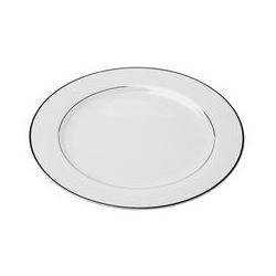 Platinum-rim-plate