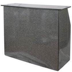 Black Granite Bar