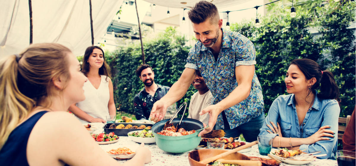 bbq rental ideas